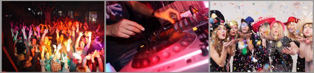 DJ Service Schweiz - Musik und DJ für alle Fälle überall in der Schweiz !